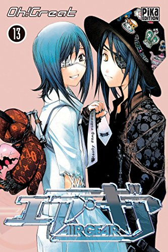 9782845999855: Air Gear, Tome 13 : (Shônen)