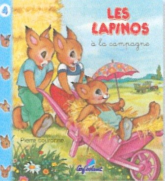 9782846060806: A la campagne - Lapinos