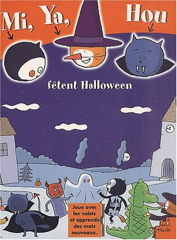 9782846070935: Mi, Ya, Hou fêtent Halloween