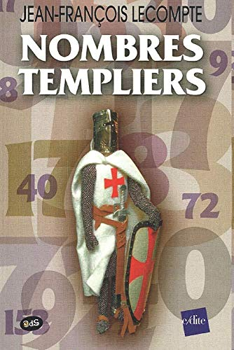 9782846082020: Nombres templiers (French Edition)