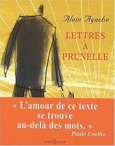 9782846121378: Lettres à Prunelle