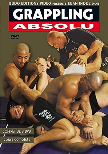 9782846171786: Grappling Absolute (set of 3 DVDs) [DVD] (2007) Egan Inoue