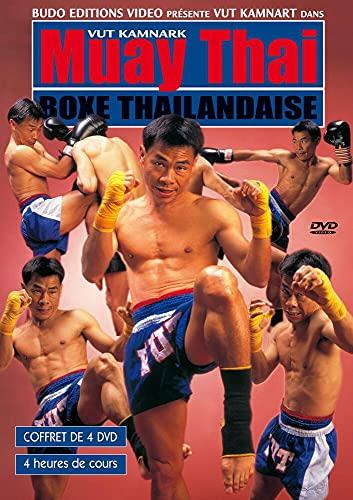 9782846171953: Muay Thai boxe thaïlandaise (coffret de 4 DVD)