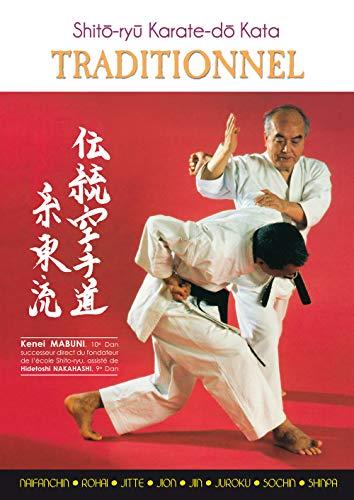 9782846172608: Shito-Ryu Karate-do Kata Traditionnel (French Edition)
