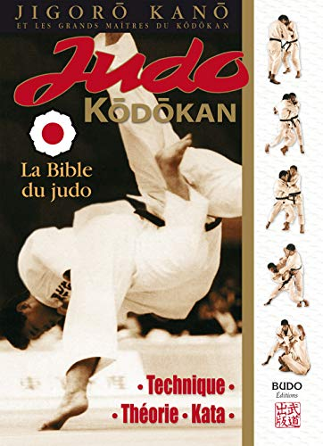 9782846173100: Judo Kodokan : La Bible du Judo
