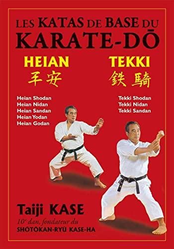 9782846173735: Les katas de base de karat� : heian/tekki