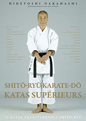 Shito-ryu, karaté-do, katas supérieurs: Nakahashi Hidetoshi