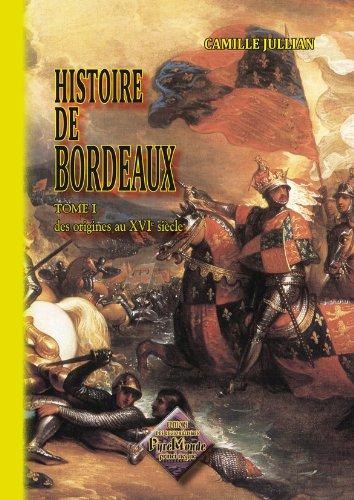9782846180399: Histoire de Bordeaux (Arro) (French Edition)
