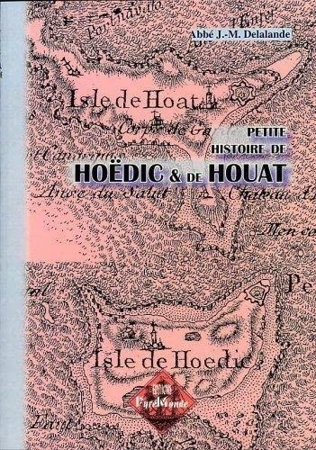 9782846185059: Petite Histoire de Hoedic et de Houat