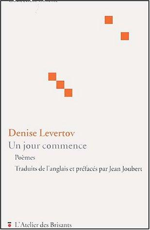 Un jour commence (2846230420) by Denise Levertov