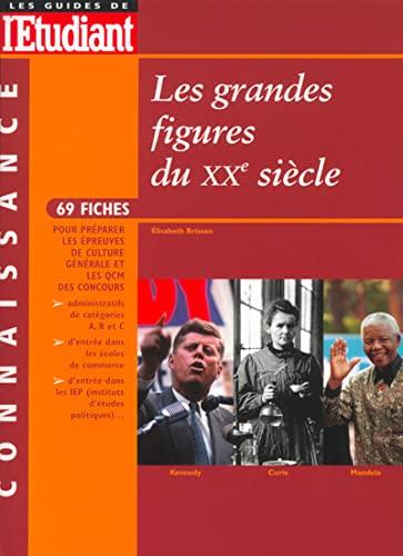 9782846242615: Les Grandes Figures du XXe siecle