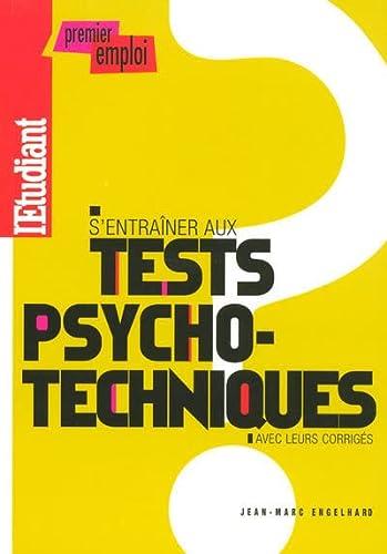 9782846247733: S'entraîner aux tests psychotechniques