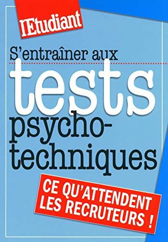 9782846249898: S'entraîner aux tests psychotechniques