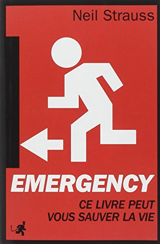9782846262927: Emergency : Ce livre peut vous sauver la vie