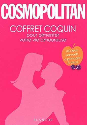 9782846282321: Cosmopolitan : Coffret Coquin pour pimenter votre vie amoureuse