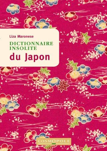 9782846300766: Dictionnaire insolite du Japon