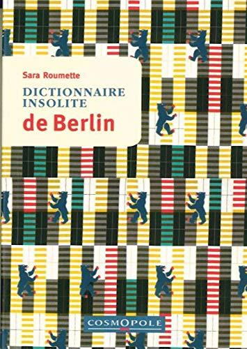 9782846300964: Dictionnaire insolite de Berlin
