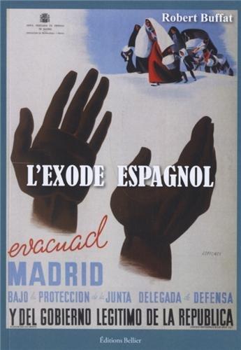 9782846328371: L'exode espagnol