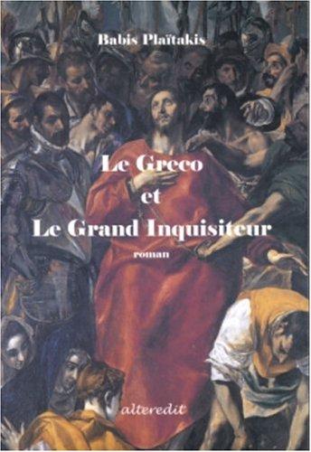 9782846330817: Le Greco et Le Grand Inquisiteur