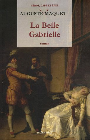 9782846331036: La belle Gabrielle