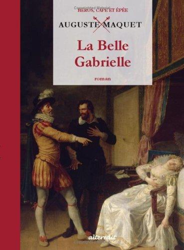 9782846331333: La Belle Gabrielle