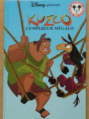 kuzco lempereur mégalo