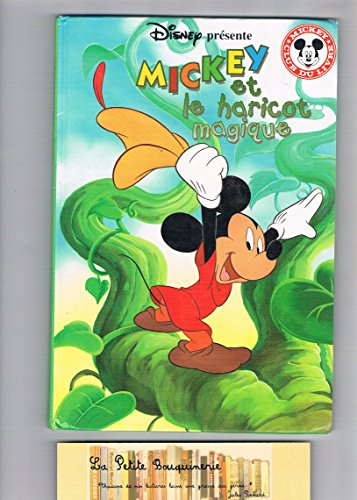 9782846340779: Mickey et le haricot magique