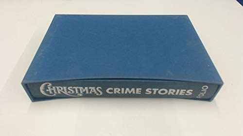 The Folio Book Of Christmas Crime Stories: Various