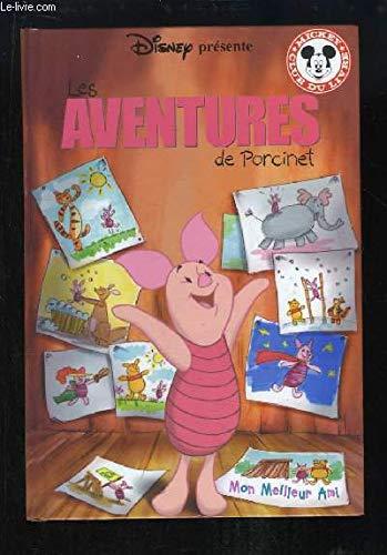 Les aventures de Porcinet: Disney, Walter Elias