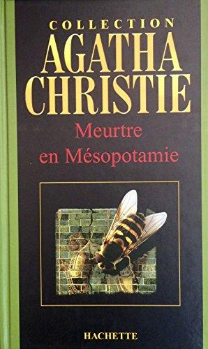 9782846343770: Meurtre en Mésopotamie (Collection Agatha Christie)