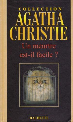 9782846343787: Un meurtre est-il facile ? (Collection Agatha Christie)
