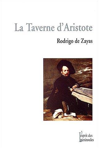 9782846360470: La Taverne d'Aristote