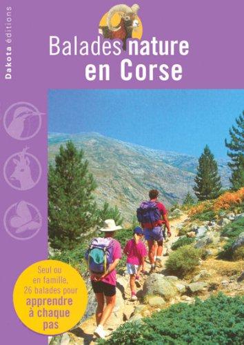 9782846402224: Balades nature en Corse