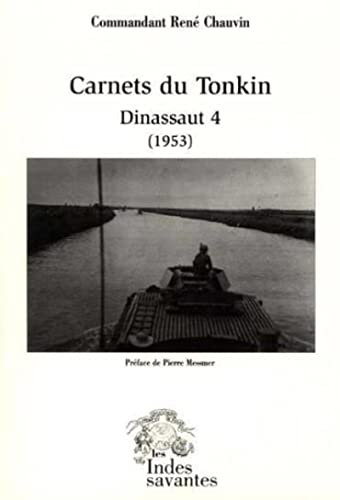 9782846540087: Carnets du Tonkin Dinassaut 4 1953