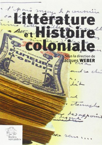 littérature et histoire coloniale