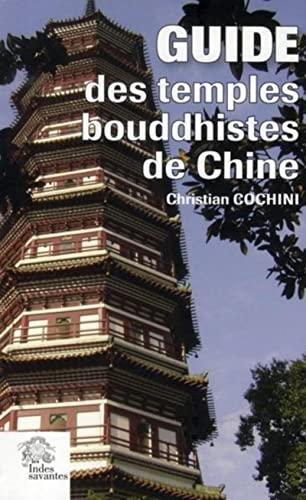 guide des temples bouddhistes de chine