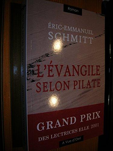 9782846660617: L'Evangile selon Pilate