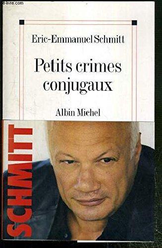 9782846661867: Petits crimes conjugaux (en gros caractères)