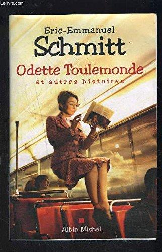 9782846663564: Odette Toulemonde et autres histoires
