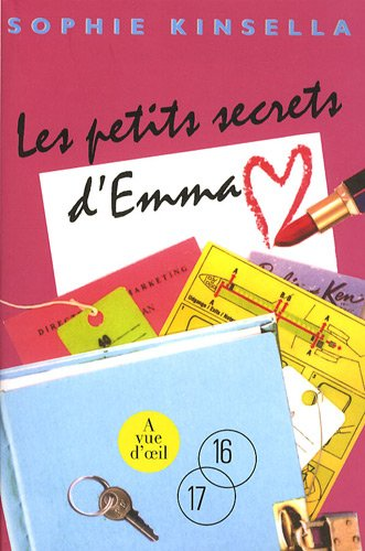 9782846664653: Les petits secrets d'emma (16-17)