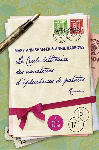 9782846665056: Le cercle littéraire des amateurs d'épluchures de patates