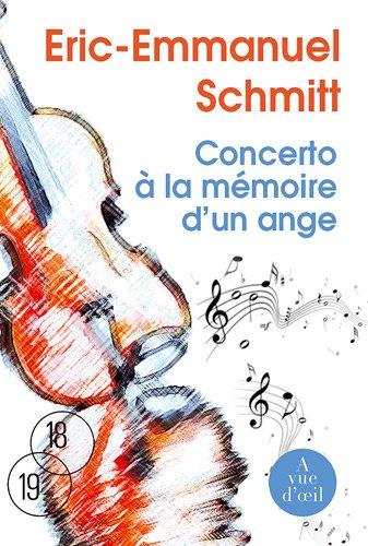 9782846665674: Concerto à la mémoire d'un ange