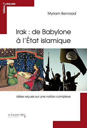 9782846706506: L'Irak : de Babylone à l'état islamique