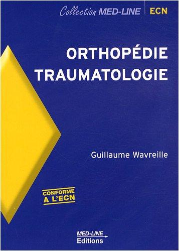 9782846780988: Orthopédie traumatologie