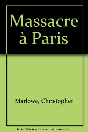 9782846811163: Massacre à Paris