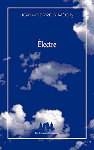 9782846813075: Electre : Variation � partir de Sophocle