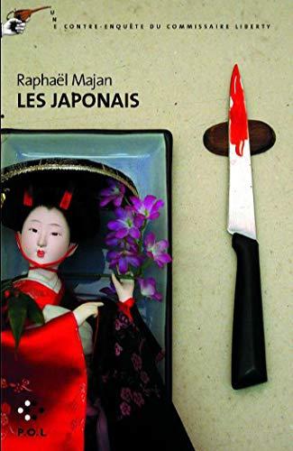9782846820332: Les Japonais: Une contre-enquête du commissaire Liberty