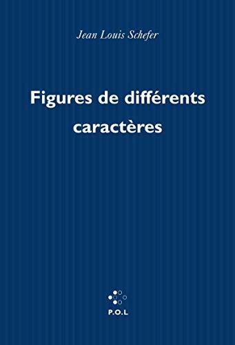 figures de differents caracteres