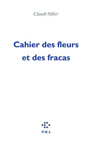 9782846823715: Cahier des fleurs et des fracas
