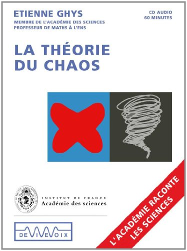 9782846841078: La théorie du chaos (French Edition)